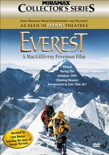 Everest cover image