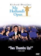 Mr. Holland's opus cover image