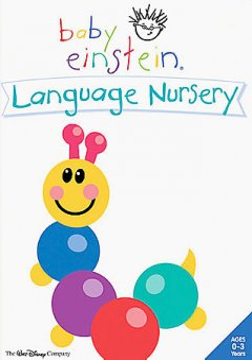 Language nursery cover image