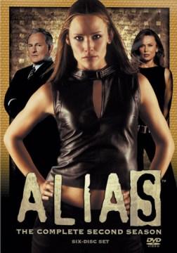 Alias. Season 2 cover image