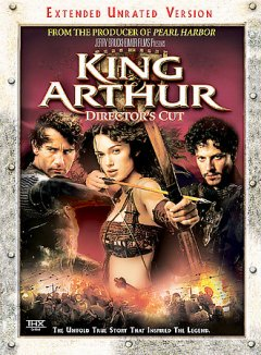 King Arthur cover image