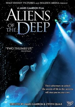 Aliens of the deep cover image