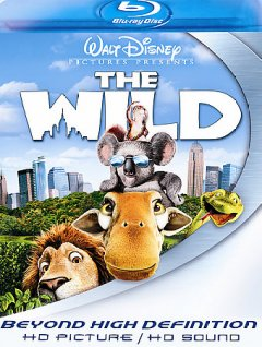 The wild cover image