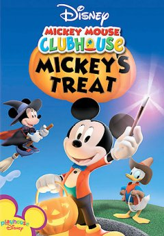Mickey Mouse Clubhouse. Mickey's treat cover image