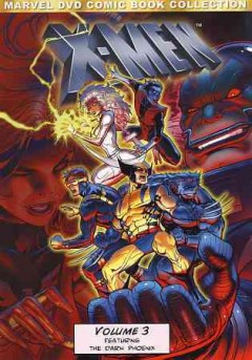 X-Men. Volume 3 cover image