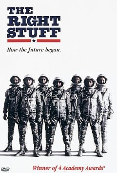 The right stuff cover image