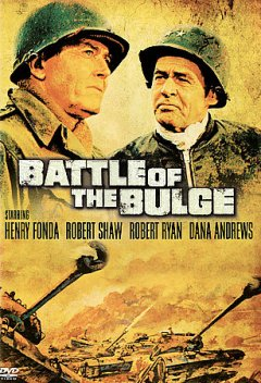 Battle of the bulge cover image