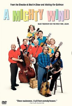 A mighty wind cover image