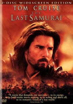 The last samurai cover image