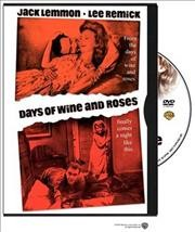 Days of wine and roses cover image