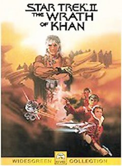 Star trek II the wrath of Khan cover image