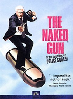 The Naked gun cover image