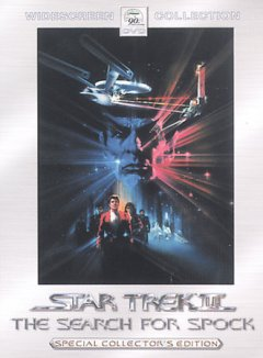 Star trek III the search for Spock cover image