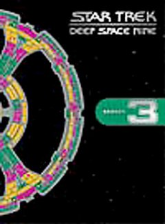 Star trek, Deep Space Nine. Season 3 cover image