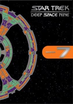 Star trek, Deep Space Nine. Season 7 cover image