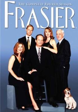 Frasier. Season 4 cover image
