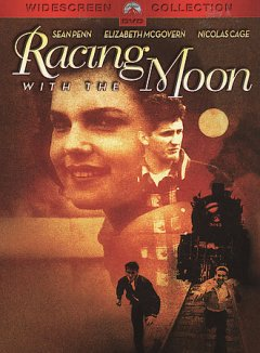 Racing with the moon cover image