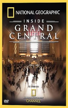 Inside Grand Central cover image