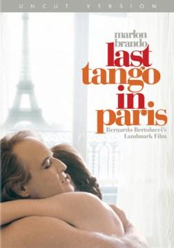 Last tango in Paris cover image