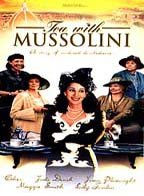 Tea with Mussolini cover image