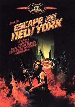 John Carpenter's Escape from New York cover image