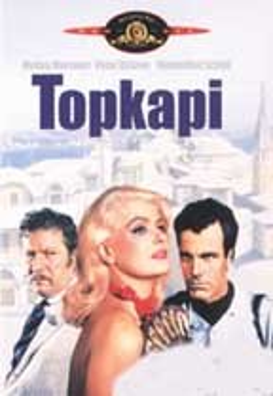 Topkapi cover image