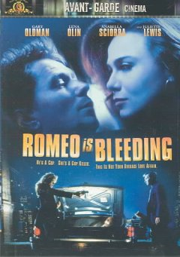 Romeo is bleeding cover image