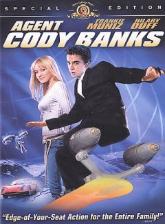 Agent Cody Banks cover image