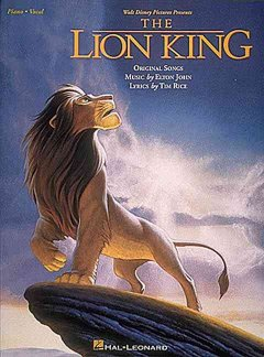 The lion king original songs cover image