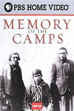 Memory of the camps cover image