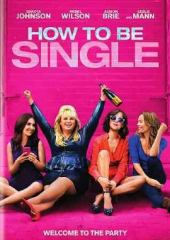 How to be single cover image