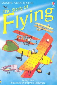 The story of flying cover image