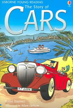 The story of cars cover image