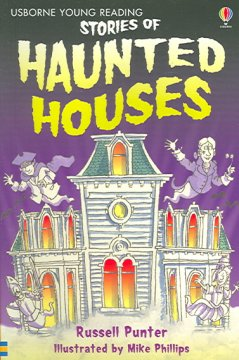 Stories of haunted houses cover image