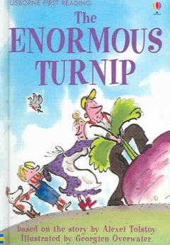 The enormous turnip cover image