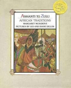 Ashanti to Zulu : African traditions cover image