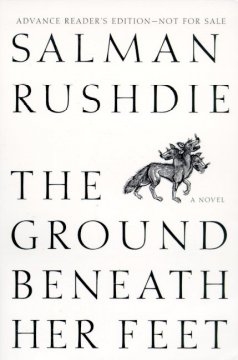 The ground beneath her feet cover image