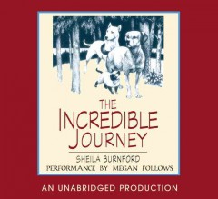 The incredible journey cover image