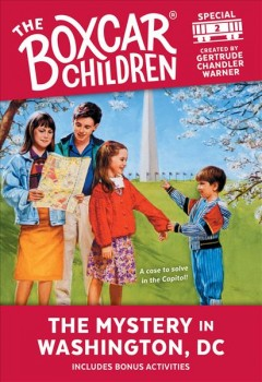 The mystery in Washington, D.C. cover image