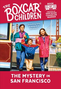 The mystery in San Francisco cover image