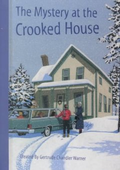 The mystery at the Crooked House cover image