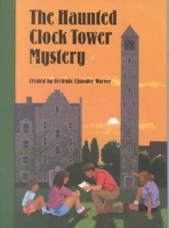 The haunted clock tower mystery cover image