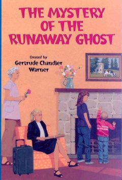 The mystery of the runaway ghost cover image