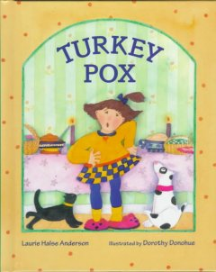 Turkey pox cover image