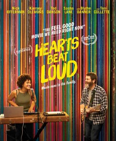 Hearts beat loud cover image