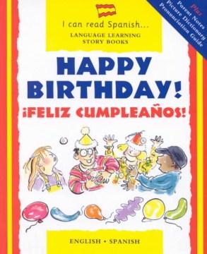 Happy birthday! = Feliz cumpleaños! cover image