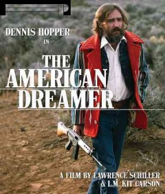 The American dreamer [Blu-ray + DVD combo] cover image