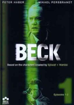 Beck. Set 1, episodes 1-3 cover image