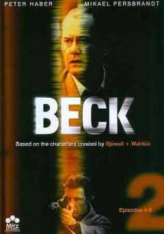 Beck. Set 2, episodes 4-6 cover image