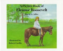A picture book of Eleanor Roosevelt cover image